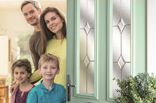 Bowater Doors Delivers No Compromise Composite Doors