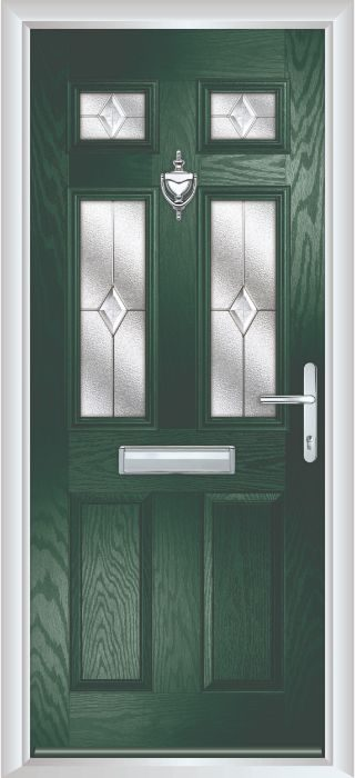Composite Door - Arundel - Classic Collection - Green
