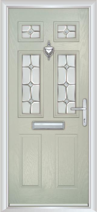 Composite Door - Arundel - Classic Collection - Clay