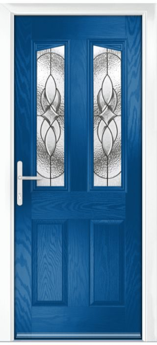 Composite Door - Aydon - Classic Collection - French Blue
