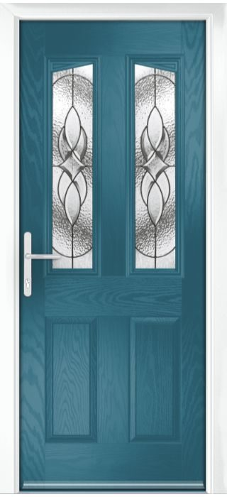 Composite Door - Aydon - Classic Collection - Victory Blue