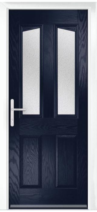 Composite Door - Aydon - Classic Collection - Blue