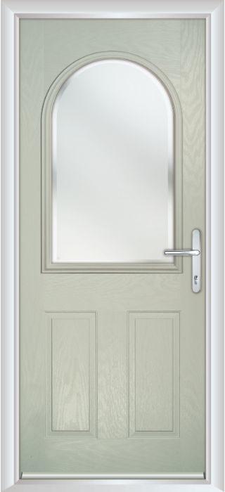 Composite Door - Barnard - Classic Collection - Clay
