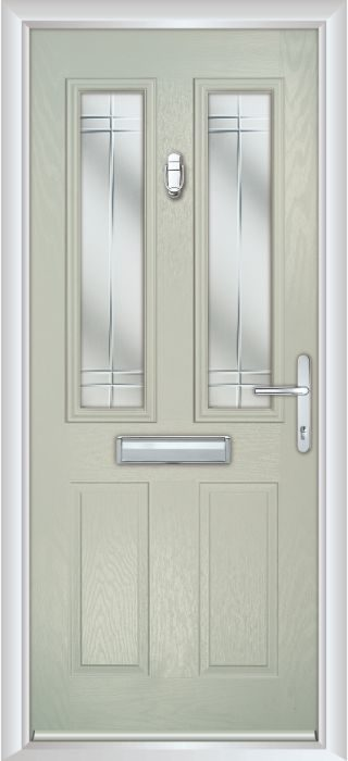 Composite Door - Bede - Clay Door
