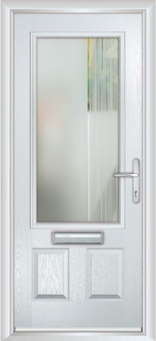 Composite Door - Berkeley - Classic Collection - White
