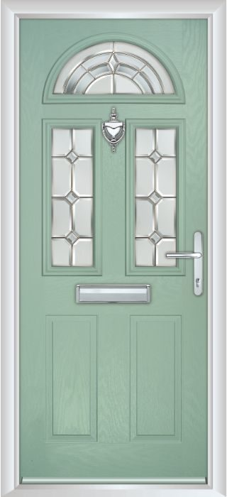 Composite Door - Chillingham - Classic Collection - Chartwell
