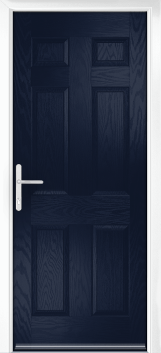 Composite Door - Cuthbert - Classic Collection - Blue