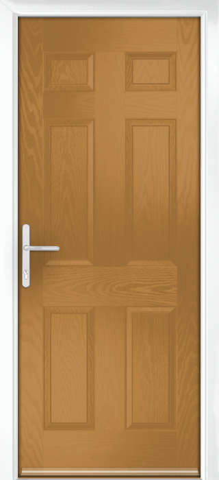 Composite Door - Cuthbert - Classic Collection - Irish Oak
