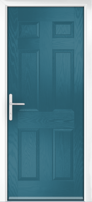 Composite Door - Cuthbert - Classic Collection - Victory Blue