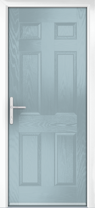 Composite Door - Cuthbert - Classic Collection - Wedgewood