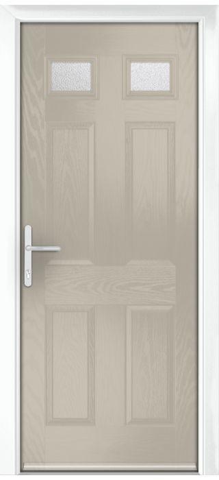 Composite Door - Alnwick - Classic Collection - Clay