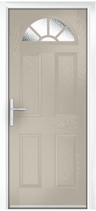 Composite Door - Warkworth - Classic Collection - Clay