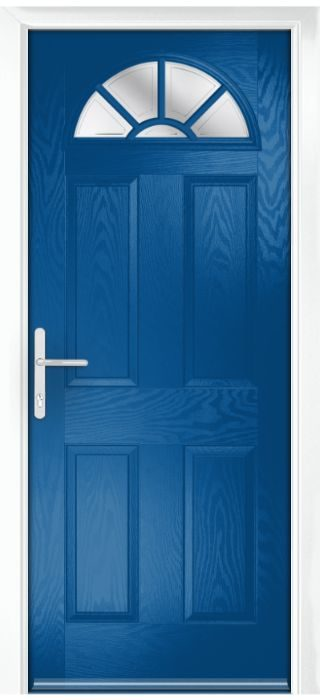 Composite Door - Warkworth - Classic Collection - French Blue