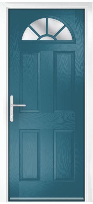 Composite Door - Warkworth - Classic Collection - Victory Blue