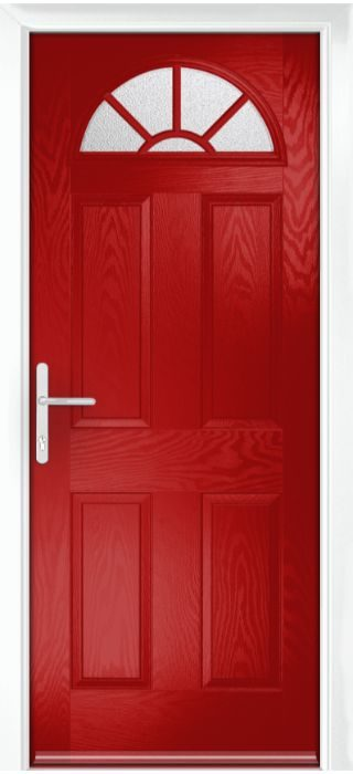 Composite Door - Warkworth - Classic Collection - Black