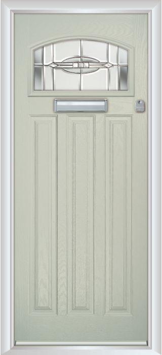 Composite Door - Warwick - Classic Collection - Clay
