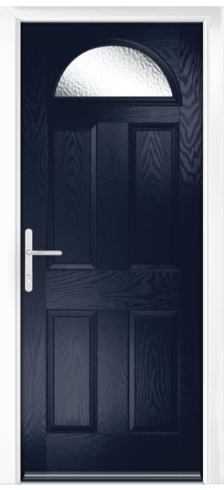 Composite Door - York - Classic Collection - Blue