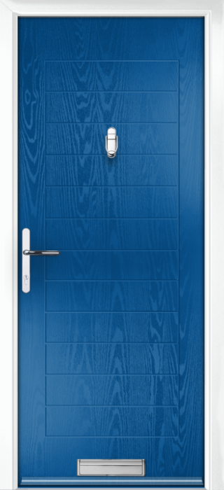 Composite Door - Talbot Solid - Classic Collection - French Blue