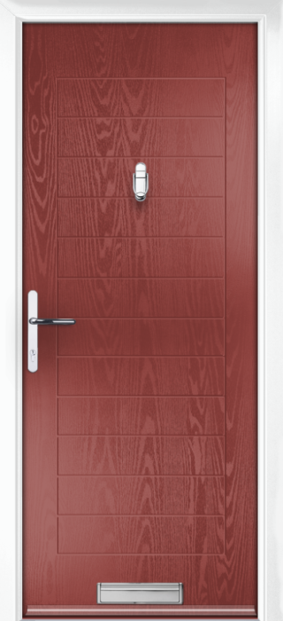 Composite Door - Talbot Solid - Classic Collection - Masala