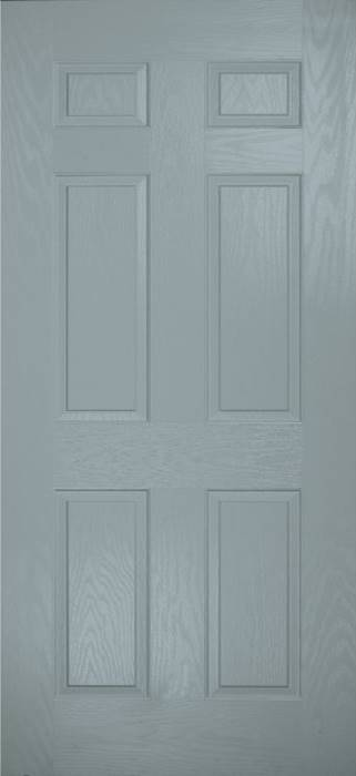 Six Panel Fire Door (FD30S)
